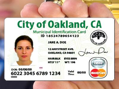 Expide Identificación Oficial Oakland - Newspaper Vision Hispana